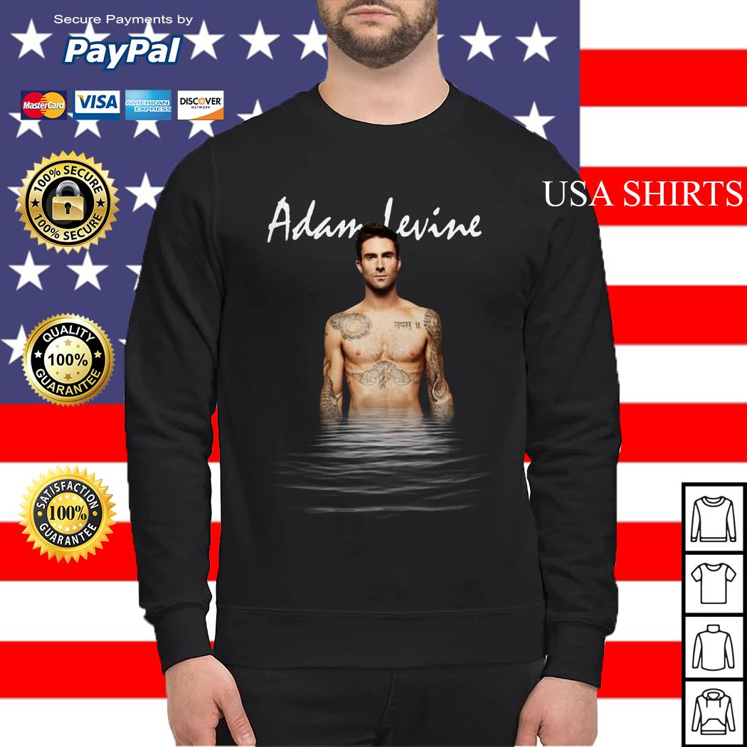 Official Adam Levine Sweater
