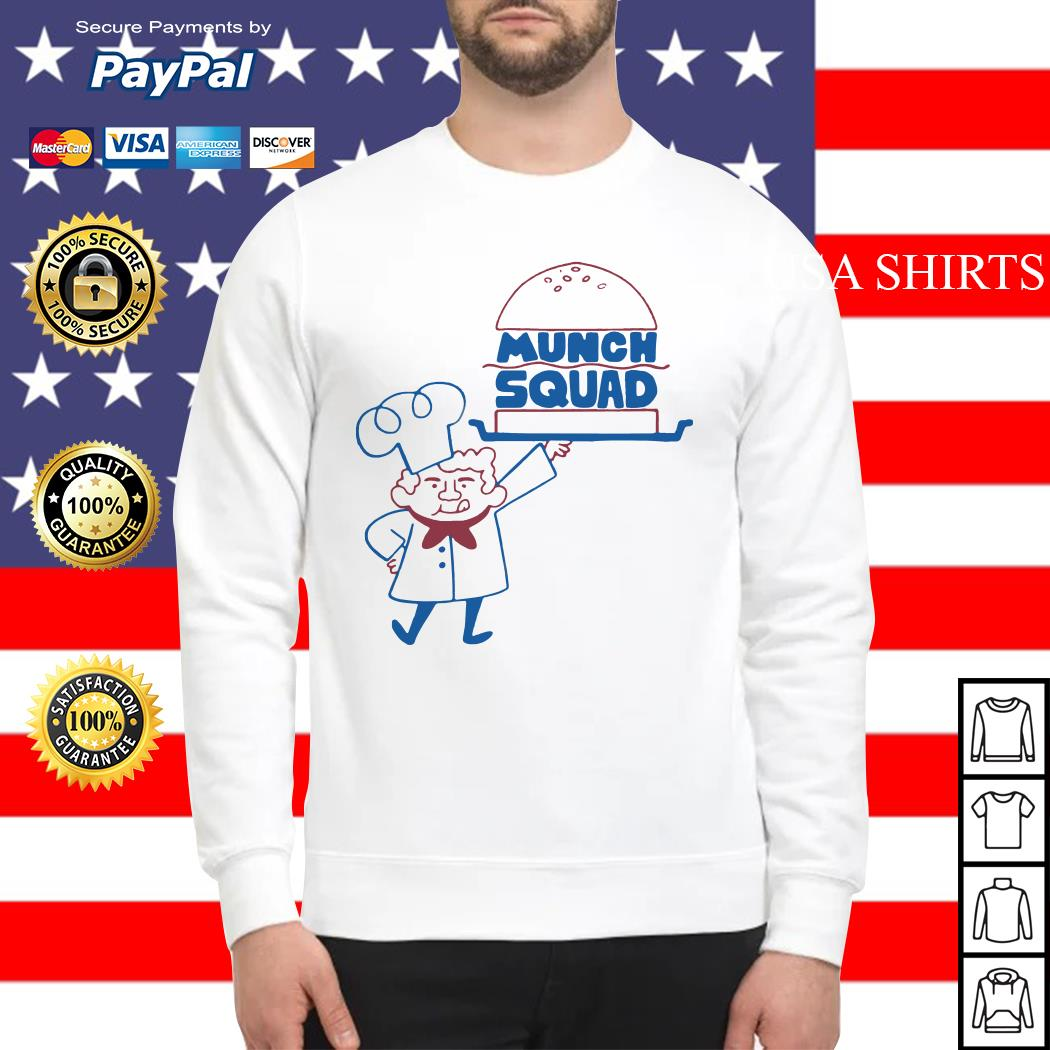Official Munch Squad Sweater