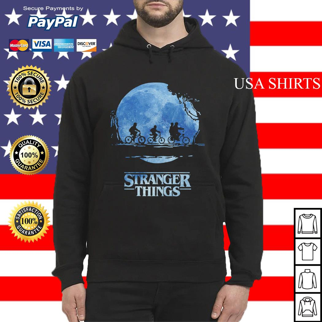 Stranger Things Dark Shadow Hoodie
