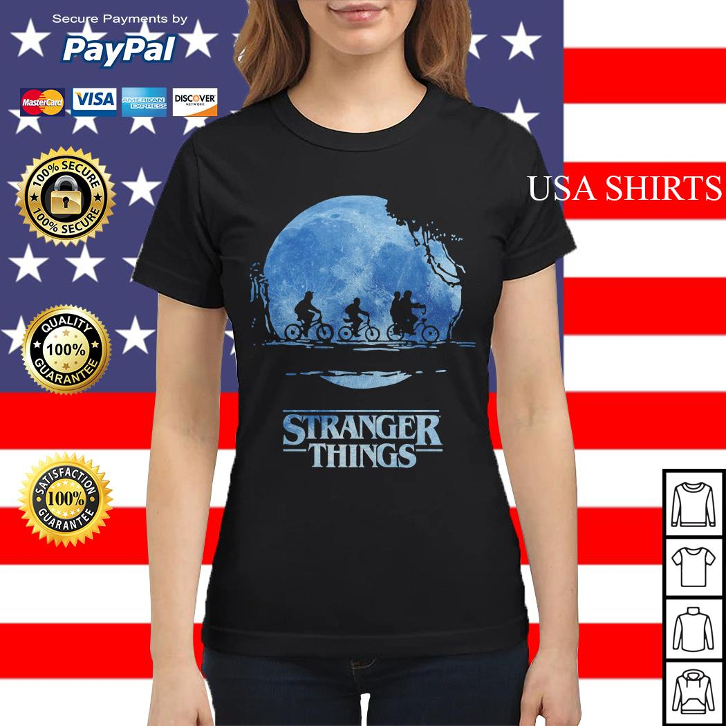 Stranger Things Dark Shadow Ladies tee