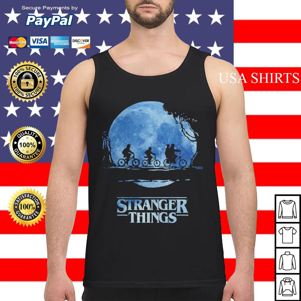 Stranger Things Dark Shadow Tank top