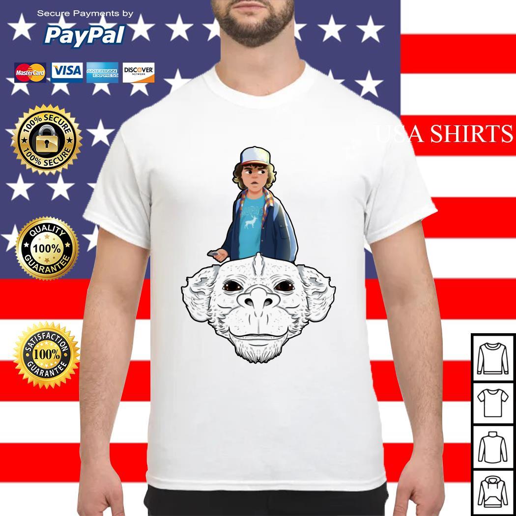 Stranger Things Dustin for Suzie shirt