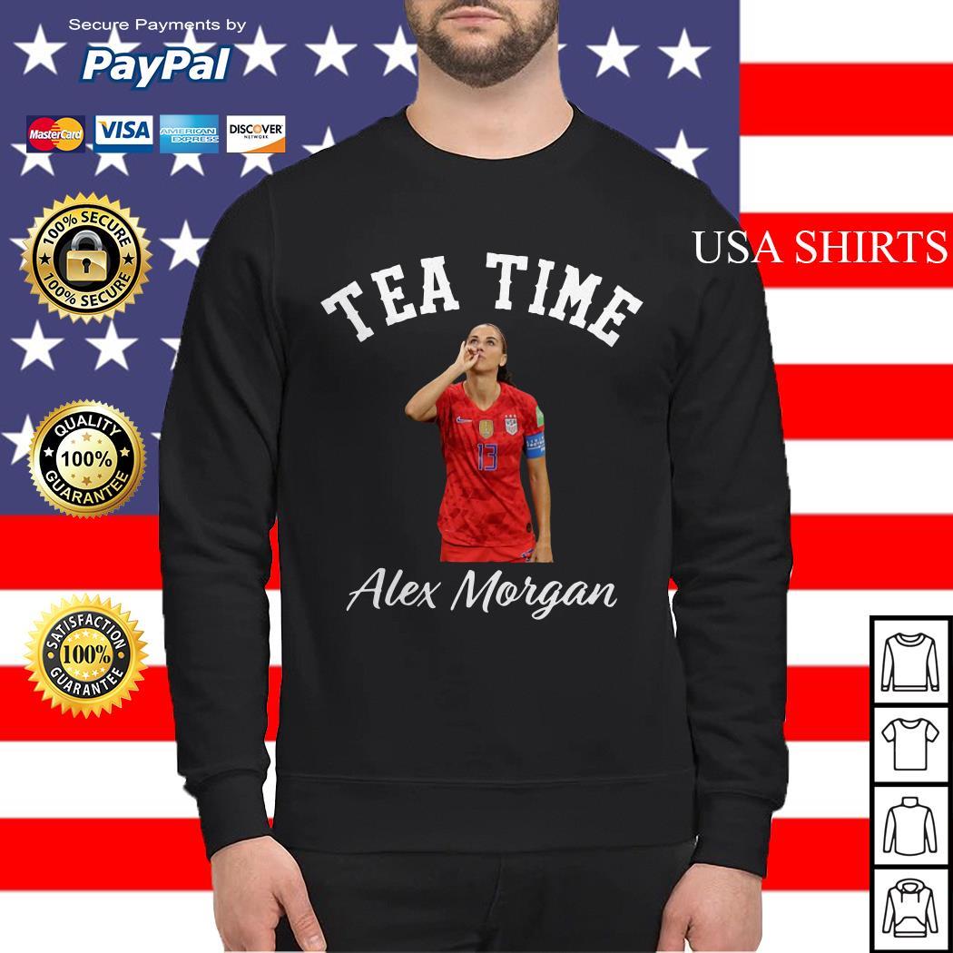 Tea time Alex Morgan Sweater