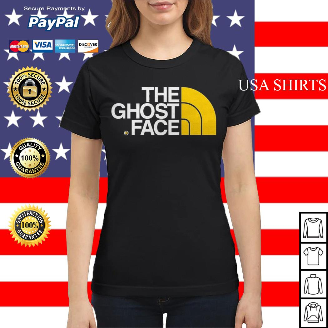 The ghost face Wu Tang Clan Ladies tee