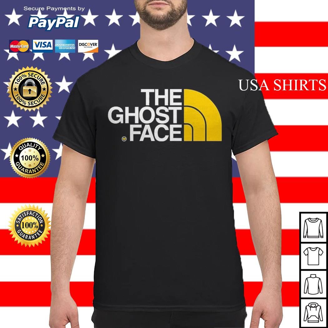 The ghost face Wu Tang Clan shirt