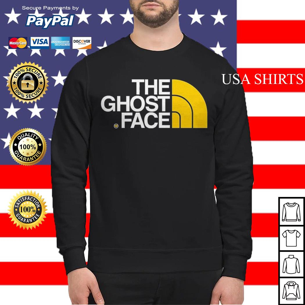 The ghost face Wu Tang Clan Sweater