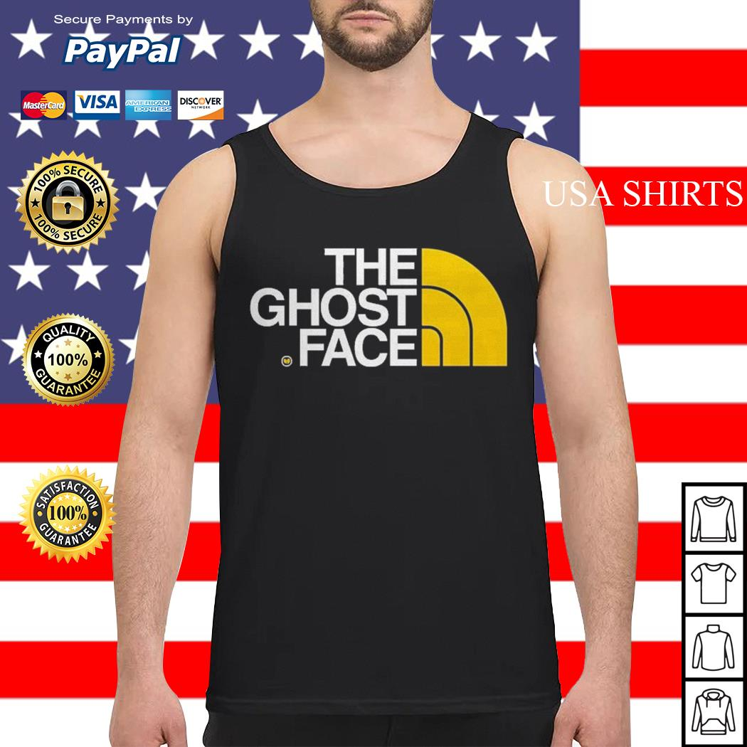 The ghost face Wu Tang Clan Tank top