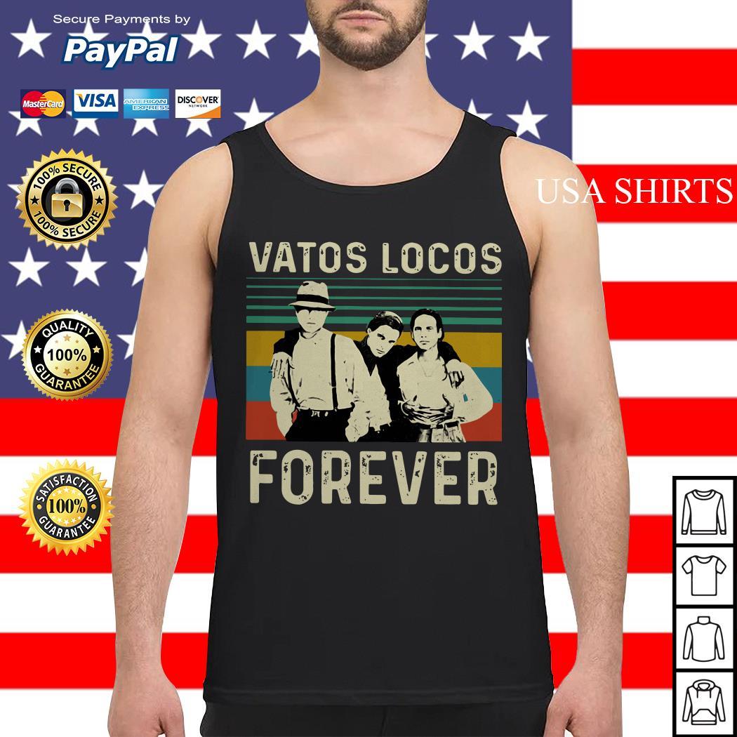 Vatos Locos eorever vintage Tank top