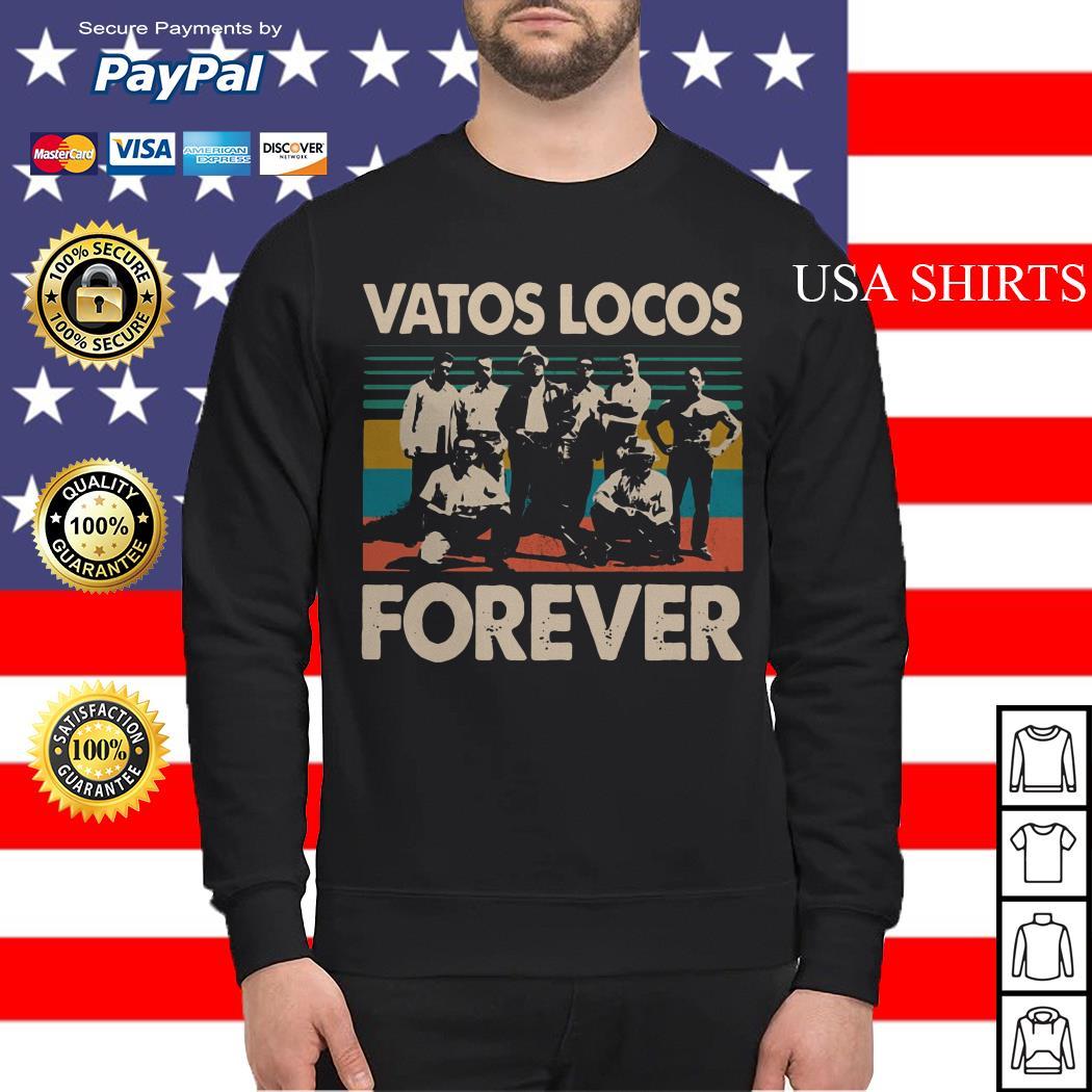 Vatos locos forever vintage Sweater