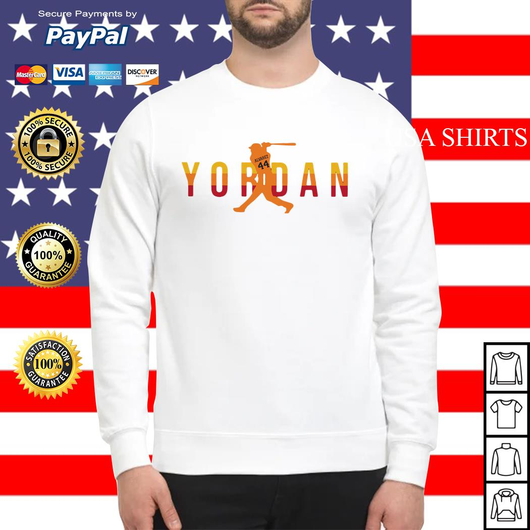 Air Jordan Yordan Alvarez Sweater