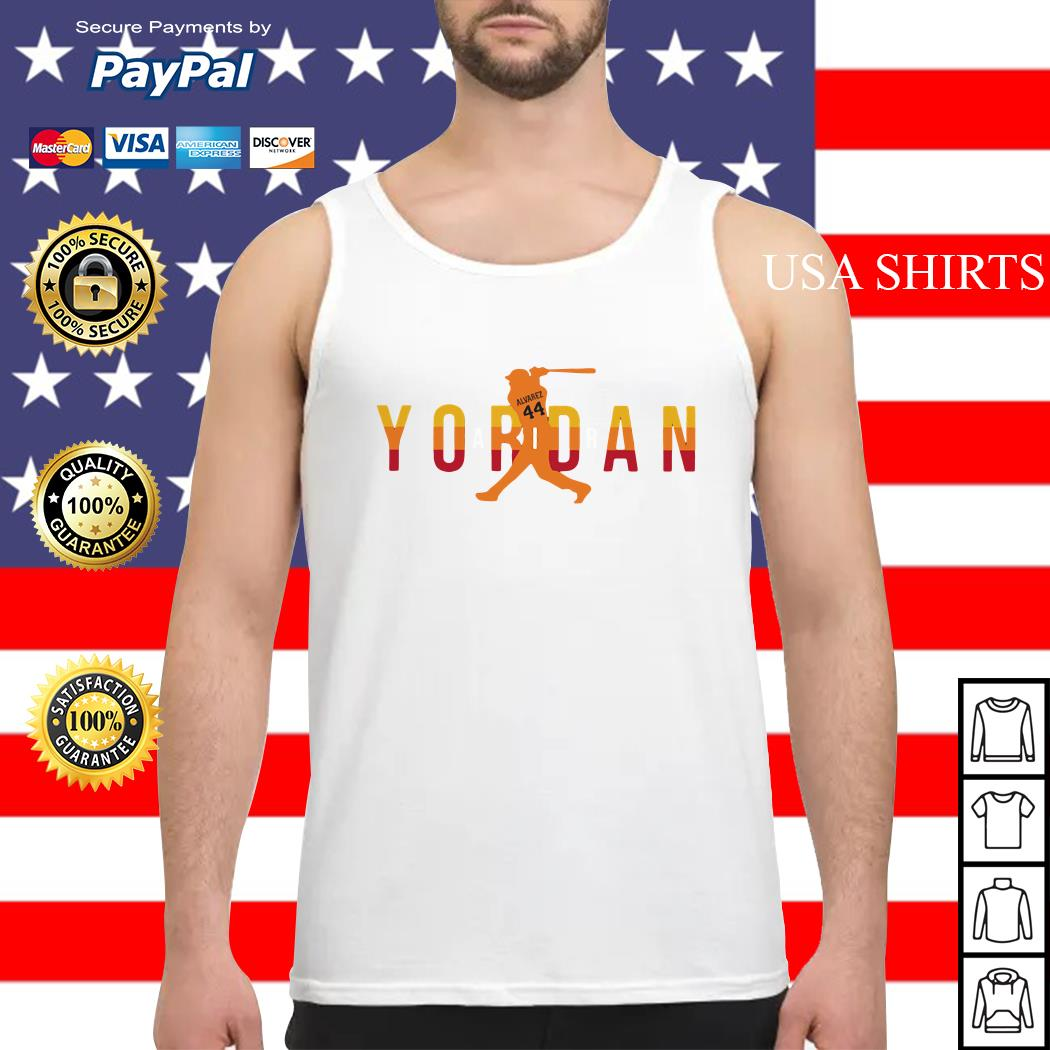 Air Jordan Yordan Alvarez Tank top