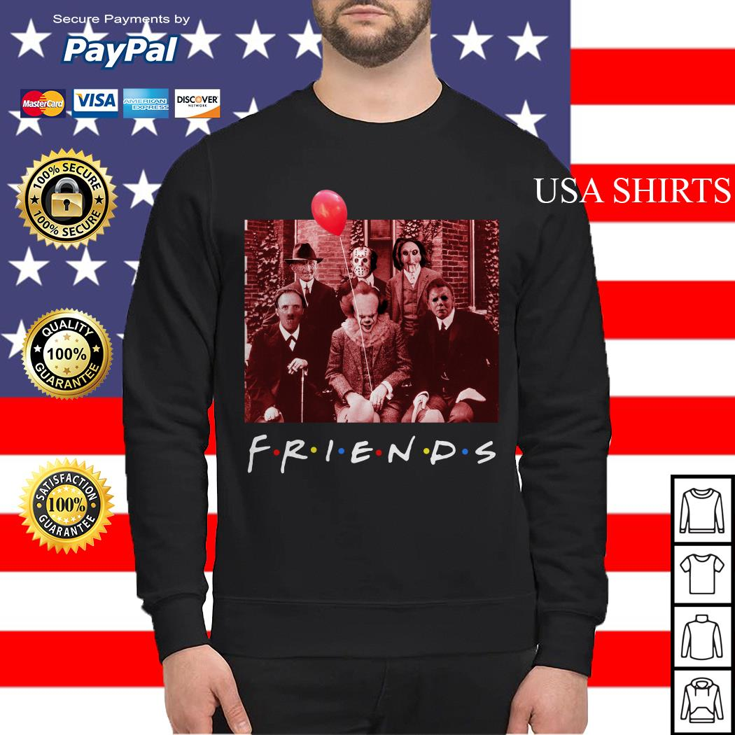 Friends TV show Horror character Sweater