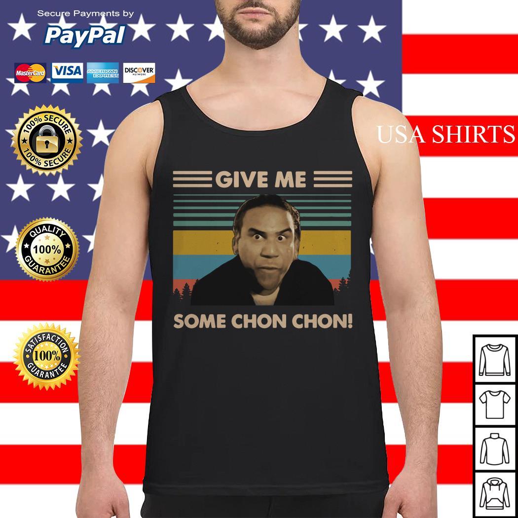 Give me some Chon-Chon vintage Tank top