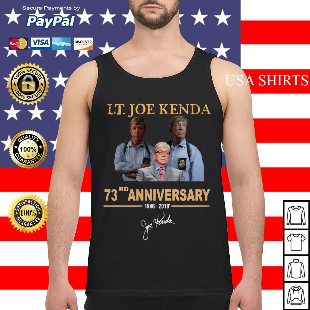 LT Joe Kenda 73rd Anniversary Tank top