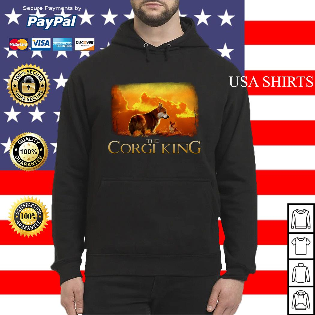 The Corgi King The Lion King Hoodie