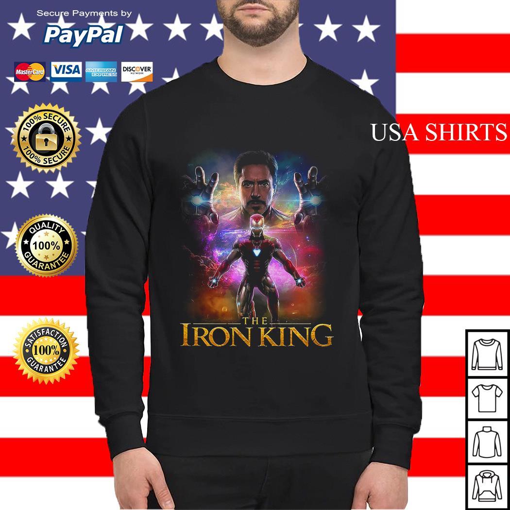 The Iron King Iron Man Avengers Sweater