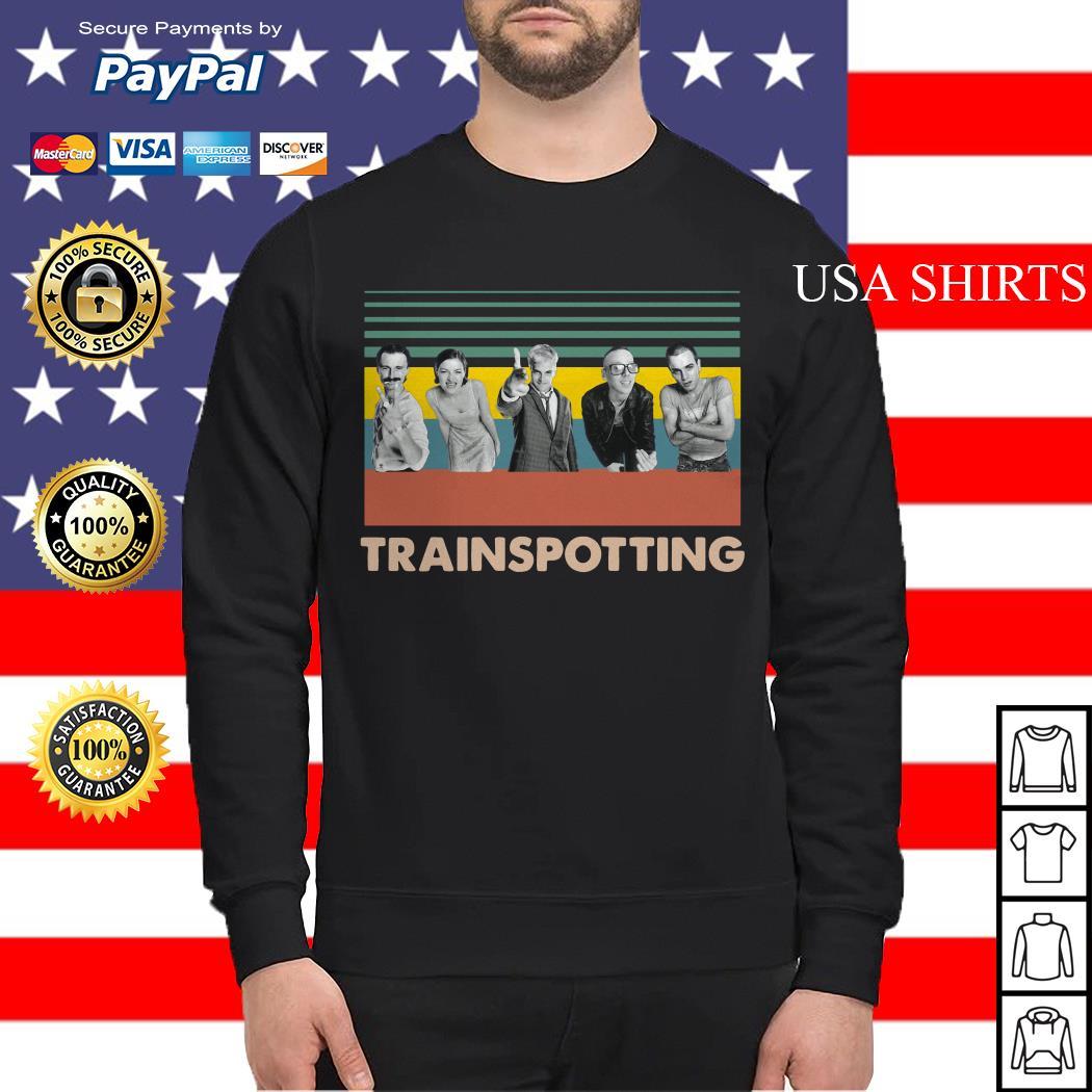 Trainspotting vintage Sweater