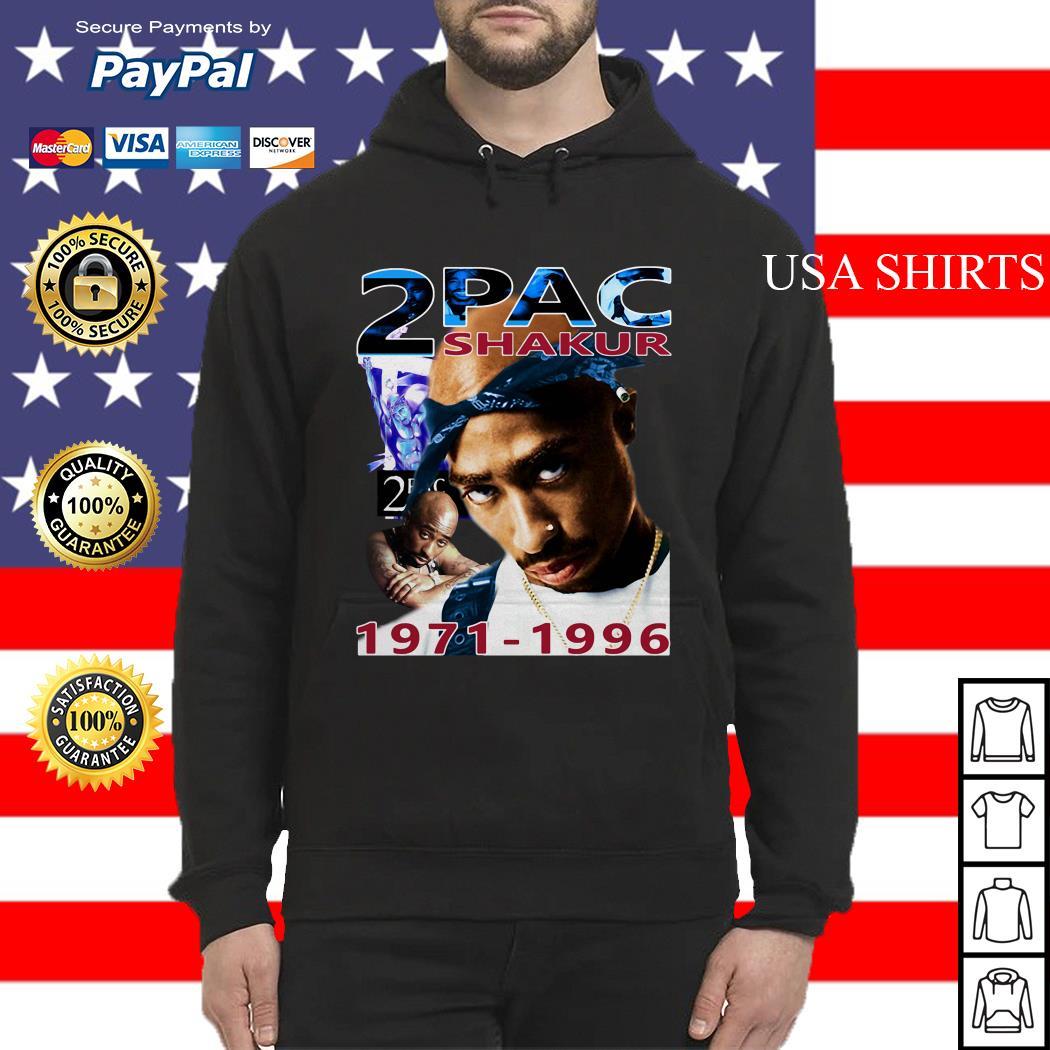 Tupac 2Pac Shakur 1971-1996 Hoodie