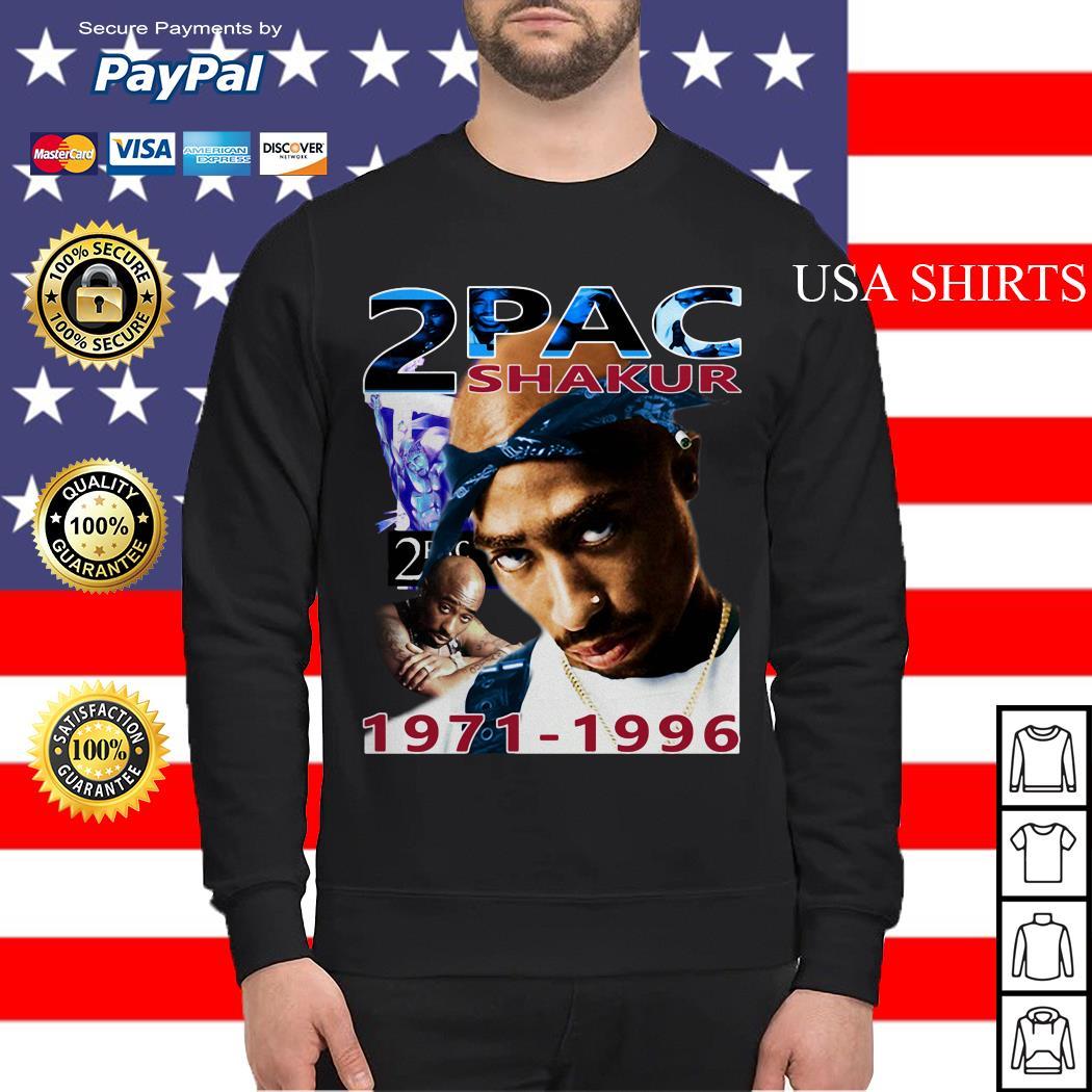 Tupac 2Pac Shakur 1971-1996 Sweater