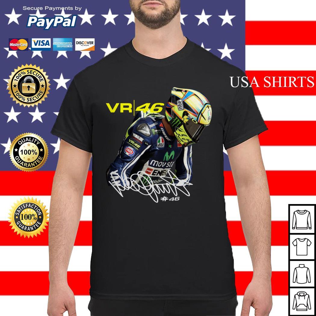 Valentino Rossi VR46 signature shirt