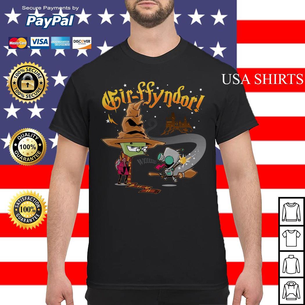 GIR-ffindor weeeeee Halloween shirt