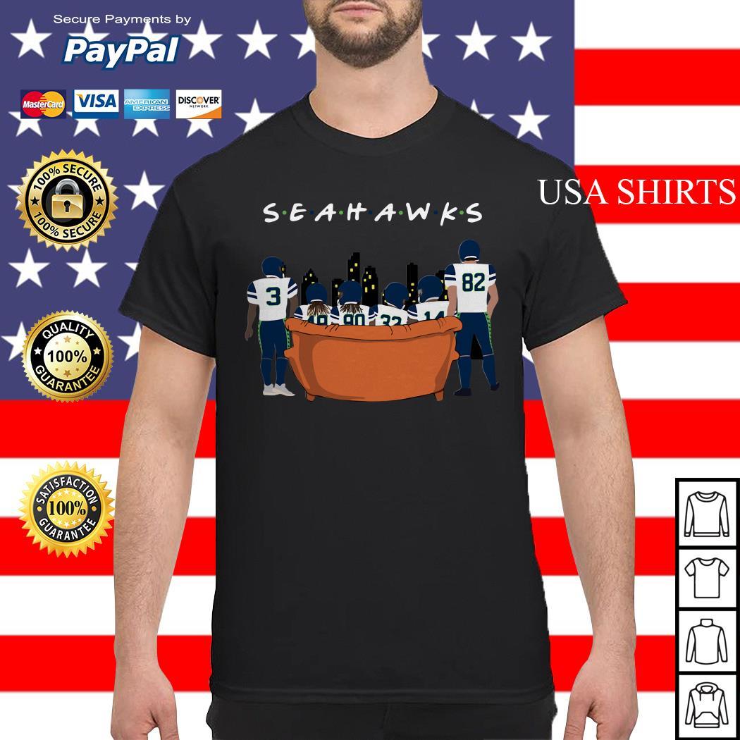 Seattle Seahawks Friends TV Show shirt