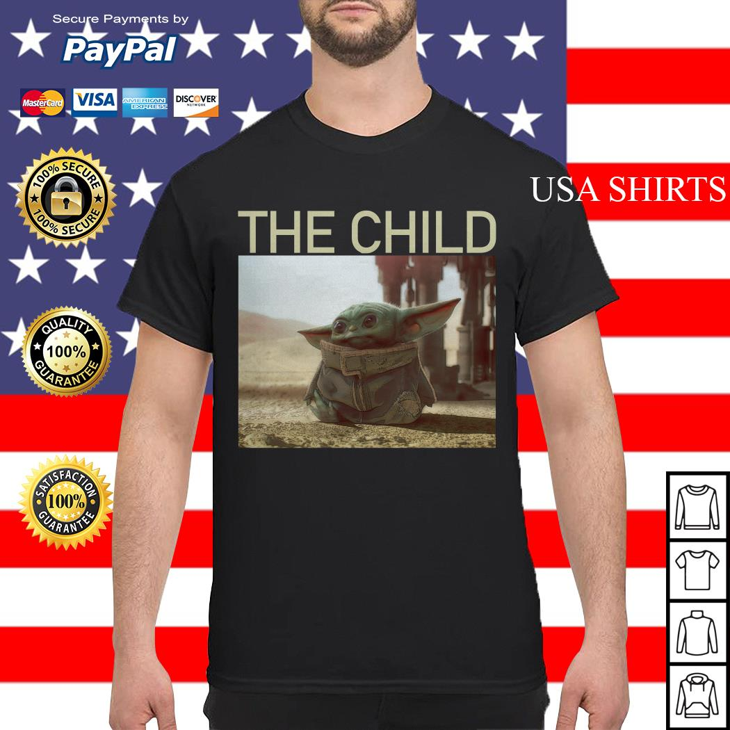 The Mandalorian Baby Yoda The Child shirt