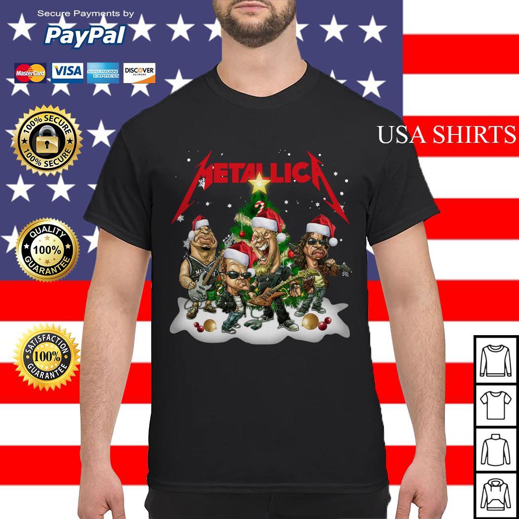Metallica Christmas Tree shirt, sweater