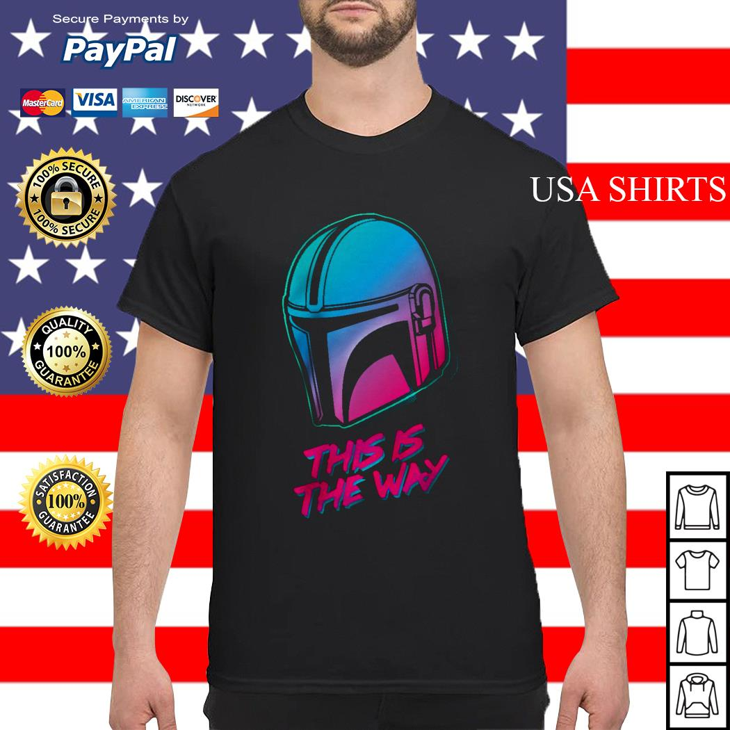 Star Wars This is The way shirt