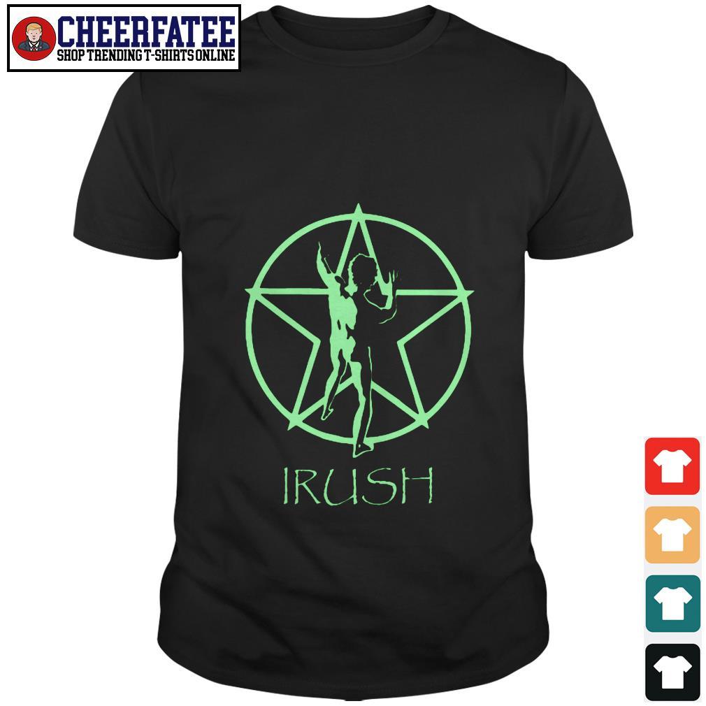 Official Rush Starman Irush shirt
