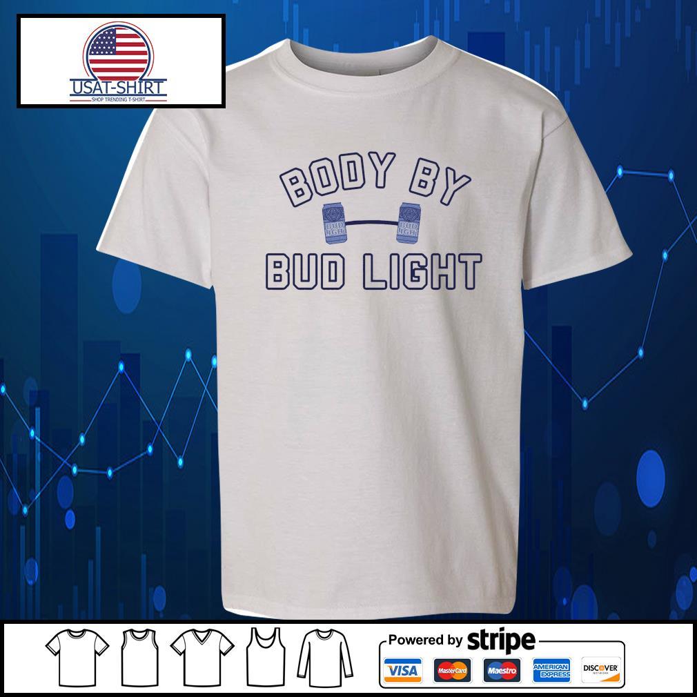 Body by Bud Light s Kid-T-shirt