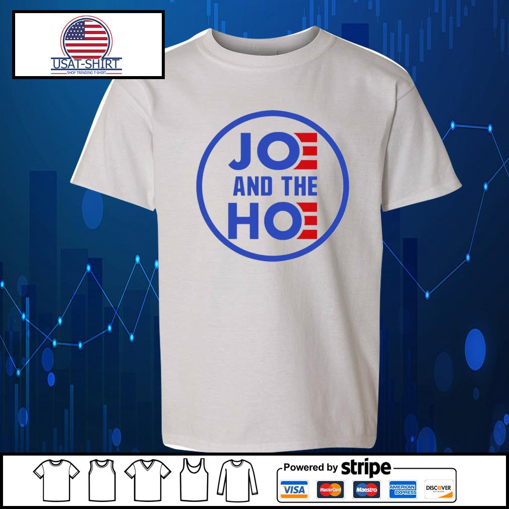 Joe and the Hoe s Kid-T-shirt