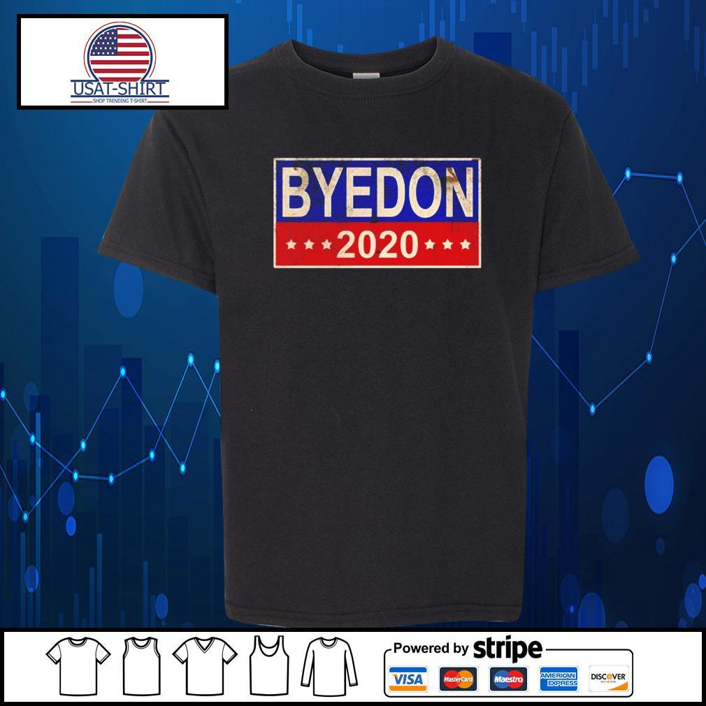 Joe Biden Byedon 2020 American s Kid-T-shirt