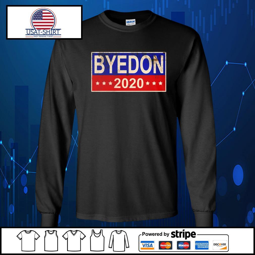 Joe Biden Byedon 2020 American s Long-Sleeves-Tee