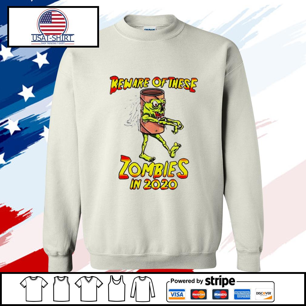 Beware of these Zombies in 2020 s sweater