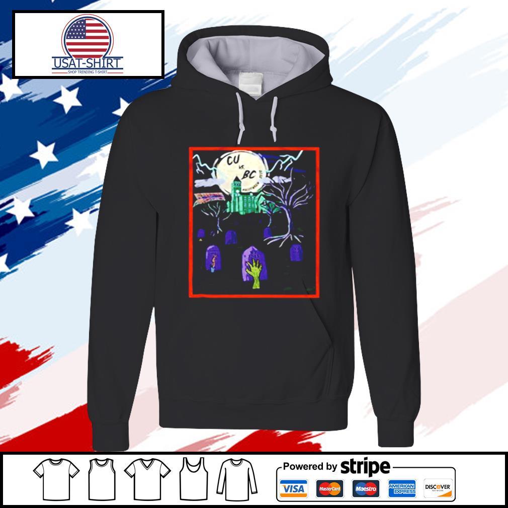 Cu Vs Bc Tigers Halloween s hoodie