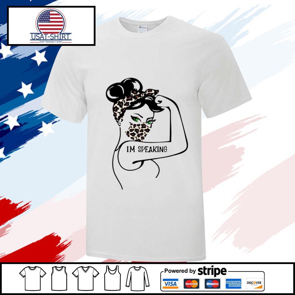 Im speaking vice presidential debate Empowerment shirt