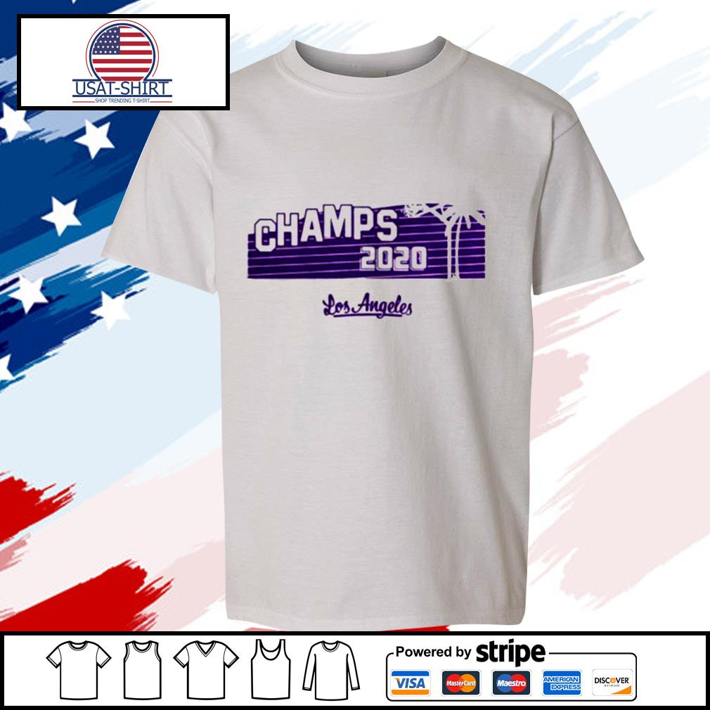 Los Angeles Hollywood Champs s youth-tee