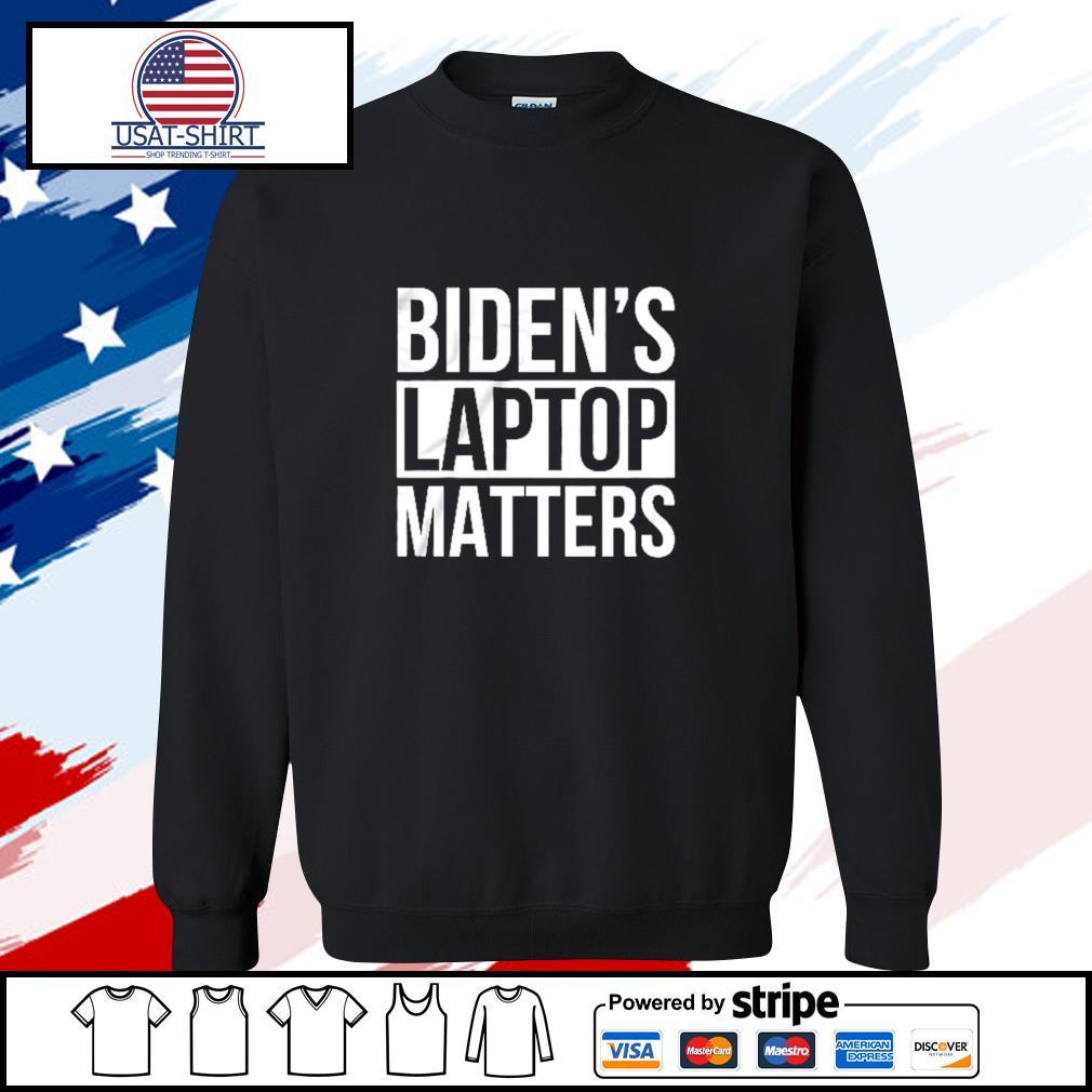 Biden's Laptop Matters s sweater