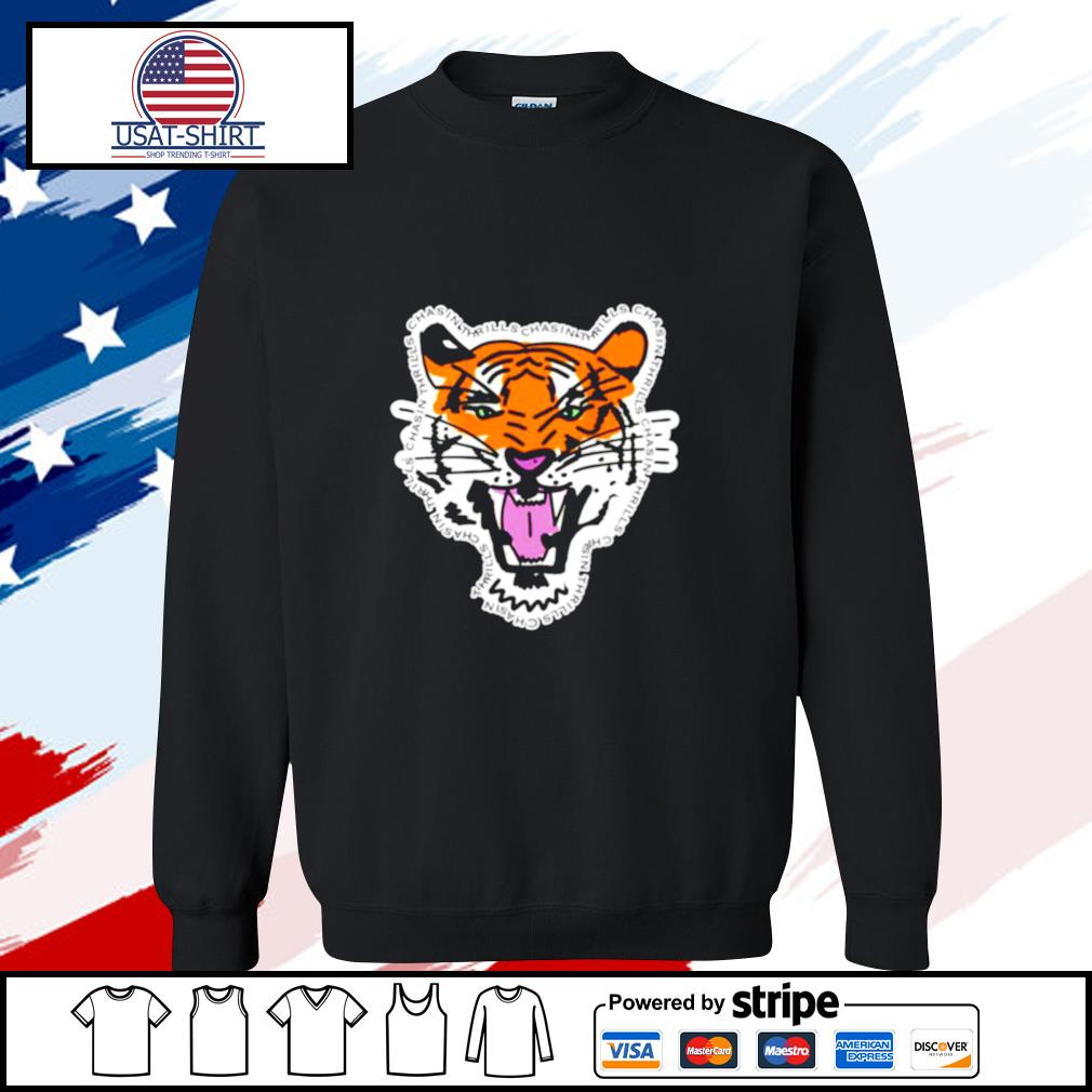 El Tigre Thrills s sweater