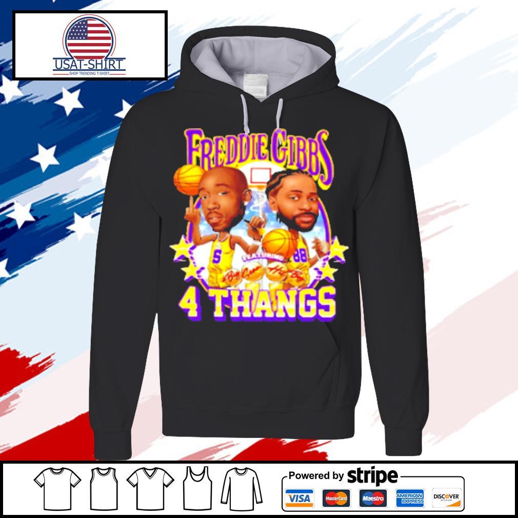 Freddie Gibbs 4 Thangs s hoodie