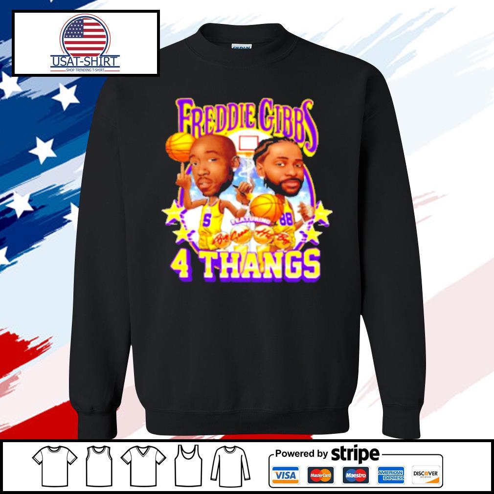 Freddie Gibbs 4 Thangs s sweater