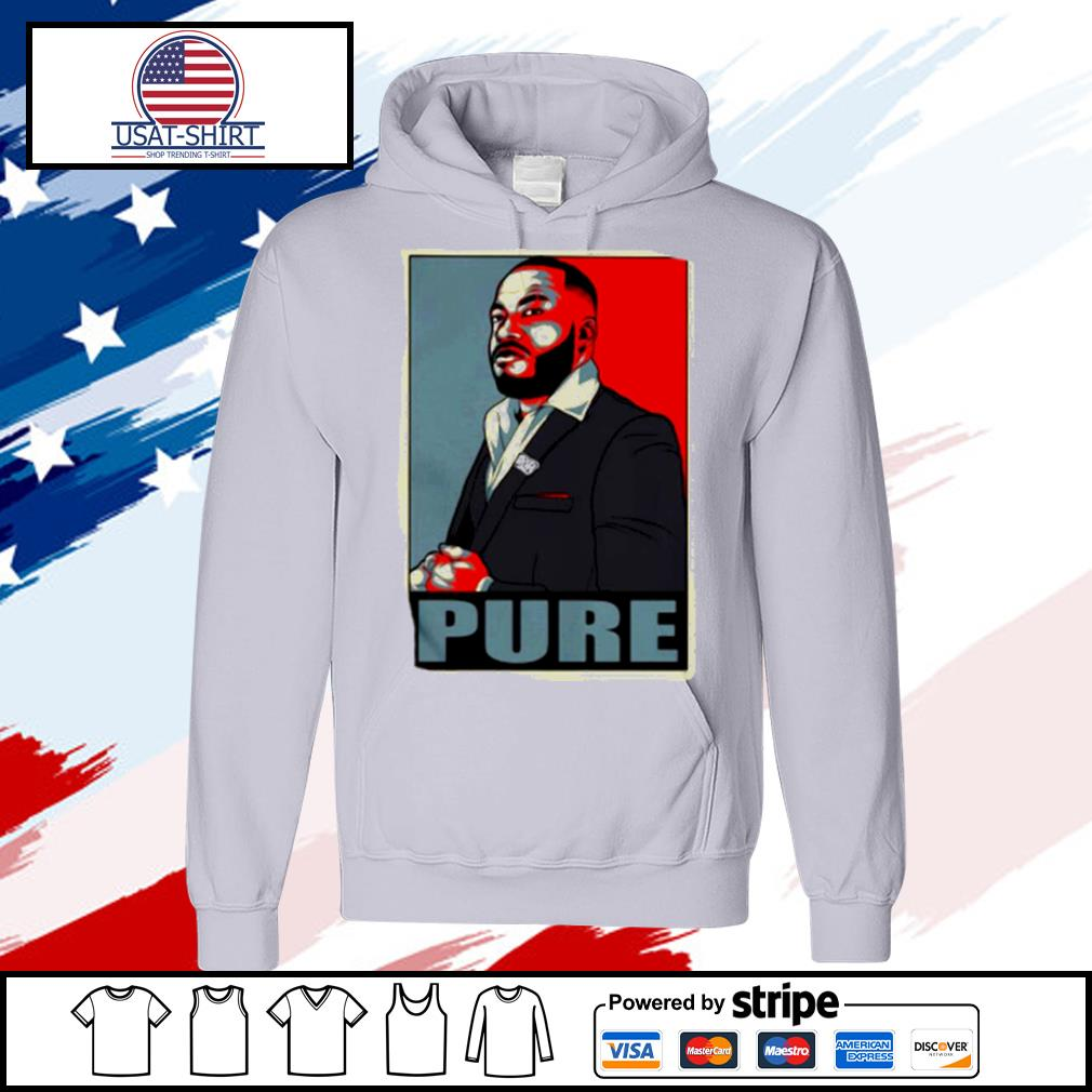 Pure I Am The Foundation s hoodie