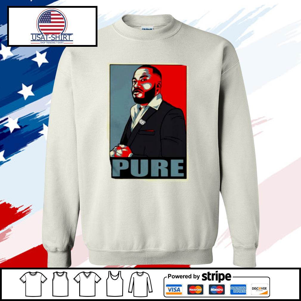 Pure I Am The Foundation s sweater