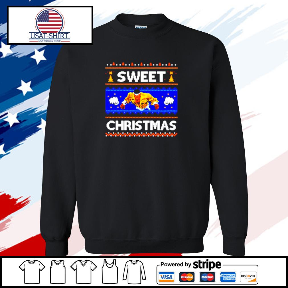 Sweet Christmas Ugly s sweater
