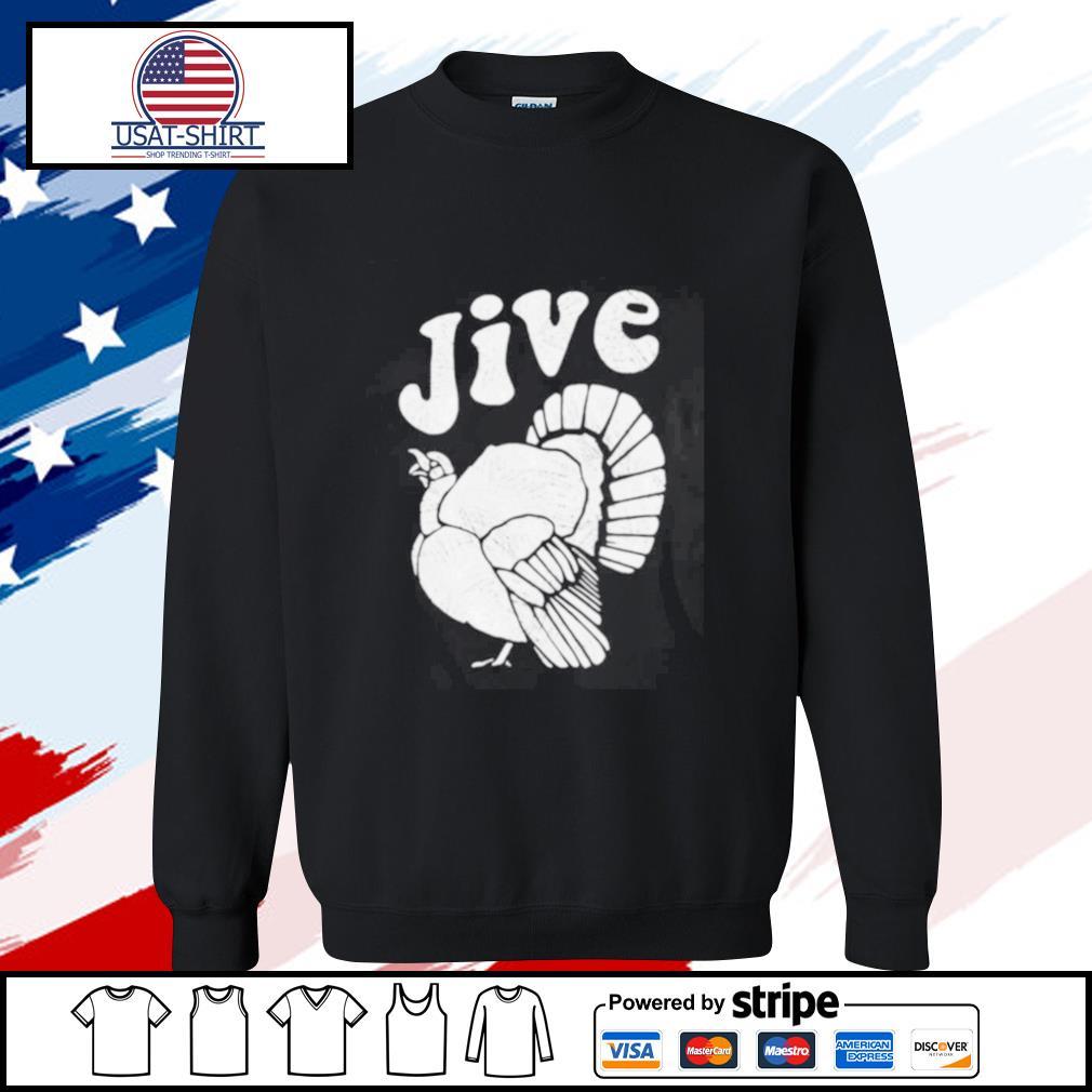 Thanksgiving Jive Turkey s sweater