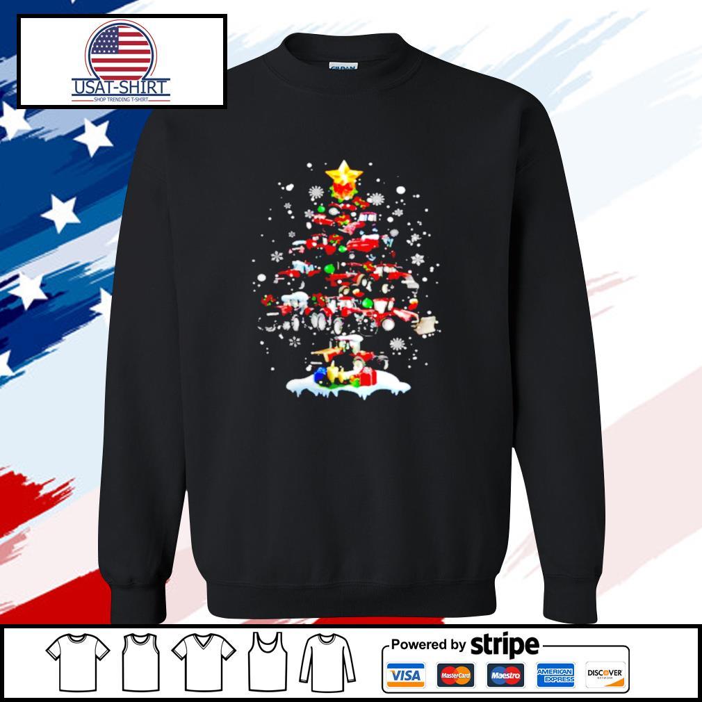 Tractor Tree s sweater